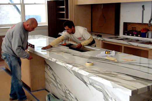 Call Nabers Stone Co. For Countertop Installations In Los Angeles ...